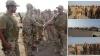 فيديو + صور - في زيارة معايدة.. قائد اللواء الثالث حراس الجمهورية: أبطال اللواء الثامن حراس سحقوا أحلام الحوثي في إختراق خطوط التماس