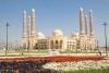 ميليشيات الحوثي تمنع المواطنين من زيارة جامع الصالح