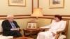 بينهم بن علوي وآرون .. تسريبات عن مرشحين لمنصب المبعوث الأممي الخاص إلى اليمن خلفا لـ
