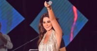إليسا تنجح فى الصلح بين أصالة وأحلام بعد تغريدة نجل النجمة الإماراتية