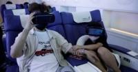 شركة يابانية تقدم رحلات افتراضية لمدة ساعتين مع وجبة ومشروب فيديو