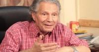 وفاة الفنان سناء شافع بعد صراع مع المرض عن عمر 77 عاما