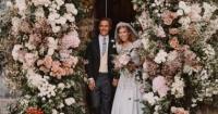 الأميرة بياتريس تصف ارتداء فستان الملكة إليزابيث فى زفافها بـ الشرف الكبير