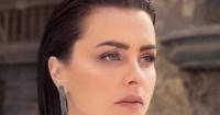 نور اللبنانية تصور عدد ا من مشاهد مسلسل جمال الحريم بأستوديو النحاس