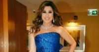 النجمة نجوى كرم تتألق في حفلها الغنائي بدبي فيديو وصور