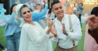20 صورة من حفل أول مولود لزوجين شابين تنسف كذبة فرح العروس الحامل