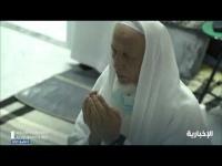 الشيخ بليلة يعود بدعاء القنوت في التهجد بالحرم المكي