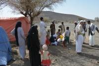 الهجرة الدولية: نزوح 340 أسرة يمنية خلال أسبوع