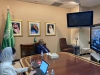 المملكة تناقش التحديات السياسية العربية بالأمم المتحدة