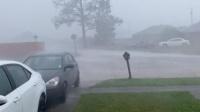 قنصلية المملكة في هيوستن تحذر من اعصار زيتا