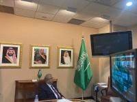 المجموعة العربية تؤكد دعمها لمبادرة المملكة لحماية المواقع الدينية