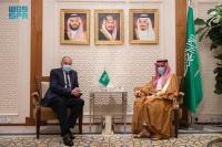 وزير الخارجية يبحث الأوضاع العربية والدولية مع أبوالغيط