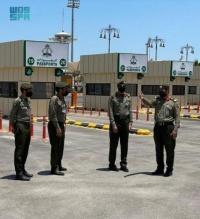 مدير جوازات الشرقية يكشف استعدادات إدارة جسر الملك فهد