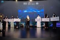 الأمير خالد الفيصل يتوج الفائزين في أيام مكة للبرمجة