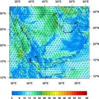 الأرصاد رياح وغبار على الشرقية و 6 مناطق