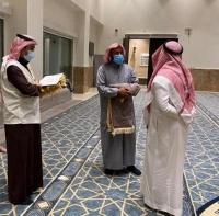 130 مخالفة للإجراءات الاحترازية في مساجد وجوامع القصيم