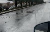 أمطار رعدية متوسطة إلى غزيرة مصحوبة برياح نشطة وزخات من البرد على مناطق نجران جازان عسير الباحة مكة الشرقية
