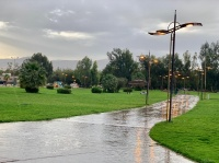 الأرصاد أمطار على الجنوبية ورياح نشطة على الشرقية