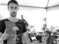 حوادث ووفاة الدراج السعودي رياض الشمري في رالي الشرقية