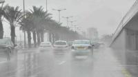 الأرصاد أمطار ورياح على بعض المناطق