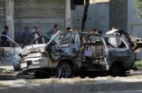 7 قتلى و6 جرحي في تفجير حافلتين من يذكي النار في أفغانستان