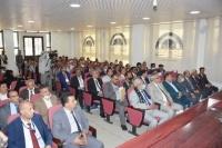 جامعة الأندلس تدشن المؤتمر العلمي الثاني للعلوم الإدارية بجامعة الأندلس بصنعاء