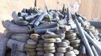 مسام ينتزع 1 327 لغما في اليمن خلال أسبوع