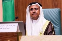 البرلمان العربي آن الأوان للمجتمع الدولي أن يتخذ موقفا حاسما ورادعا للاعتداءات التي تستهدف المنطقة