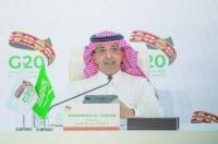 الجدعان والمبارك يشاركان في اجتماع وزراء المالية ومحافظي البنوك لـg20