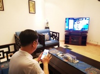السفير الصيني يشارك في الحملة الوطنية للعمل الخيري عبر منصة إحسان