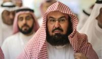 السديس يناقش مع الحربي الخطط الأمنية بالمسجد الحرام