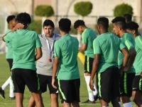 المنتخب السعودي تحت 20 عام يرفع استعداده لكأس العرب في مصر
