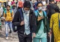 الهند 155 وفاة و14849 اصابة جديدة بفيروس كورونا