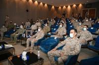 القيادة المركزية الأميركية تمرين المدافع البحري 21 مع السعودية يهدف لدعم الأمن الإقليمي