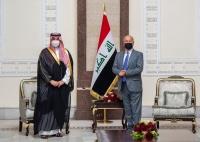 نائب وزير الدفاع يقوم بزيارة رسمية إلى العراق التقى خلالها الرئاسات الثلاث ووزير الدفاع العراقي