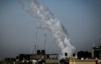 الجيش الإسرائيلي رصد إطلاق 7 صواريخ من قطاع غزة