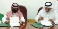 موارد الرياض توقع اتفاقية لتبادل خبرات الكادر الاجتماعي والنفسي