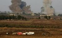 قصف اسرائيلي يستهدف مجموعات تابعة لحزب الله اللبناني وايران جنوبي سوريا
