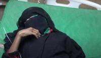 هي الثانية خلال اليوم ... قناصة ميليشيا الحوثي تستهدف امرأة بريئة في بيت الفقية بالحديدة