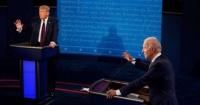 إغلاق مكبر الصوت في مناظرة ترامب وبايدن الأخيرة لمنع المقاطعة