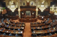الشيوخ الأميركي يوافق بشكل نهائي على مشروع حزمة التحفيز الاقتصادي بقيمة 1 9 تريليون دولار