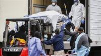 قرابة 583 ألف حالة وفاة بكورونا في أمريكا