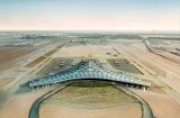 الأشغال تنفيذ أعمال الحزمة الثانية لمشروع مبنى مطار الكويت الجديد t2
