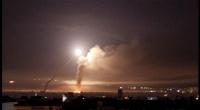 6 قتلى وتدمير أسلحة وصواريخ إيرانية في قصف طال دمشق