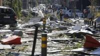 حصيلة انفجار مرفأ بيروت حتى الساعة 135 شهيدا وحوالى 100 مفقود