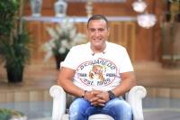 شاهد بالفيديو والصور أحمد السقا يكشف أسرار عمله في مسرح العرائس