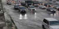 أمطار رعدية مصحوبة برياح نشطة وغبار على 7 مناطق
