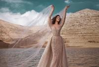 صيحات فساتين الزفاف بالتنورة الإضافية لعروس 2021
