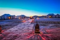 أفضل مناطق التخييم في السعودية في فصل الشتاء