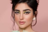 رسمات ظلال ملونة للعيون 2021 من خبيرات التجميل